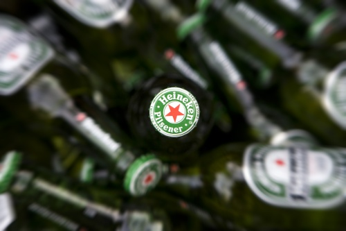 Heineken stagneert in moeilijke markt