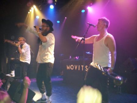 Movits in Tivoli De Helling, eigen foto