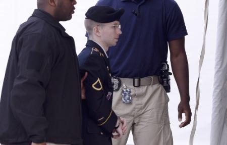 35 jaar cel voor klokkenluider Manning