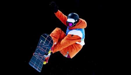 Eerste olympische poging Van der Wal mislukt