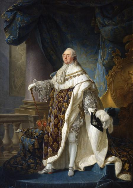 Koning Lodewijk XVI