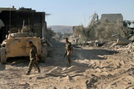'Syrië geeft VN-inspecteurs toegang'