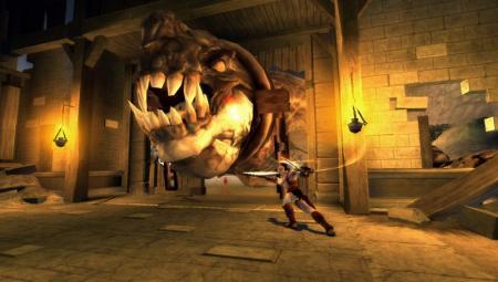 God of War op PSP