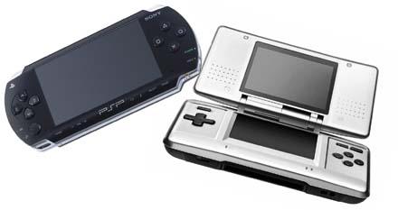 PlayStation Portable vs Nintendo DS