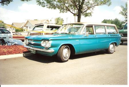 Chevrolet Corvair Lakewood. Copyright Wiki-user Josephew