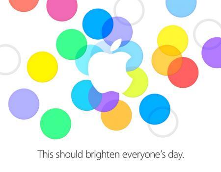 iPhone-uitnodiging Apple