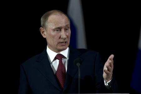 Poetin praat geldverslindende Spelen goed