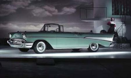 Bel Air Convertible, 1957