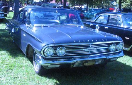 'Ons' model: Bel Air anno 1960