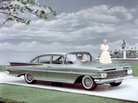 Bel Air Sedan, 1959