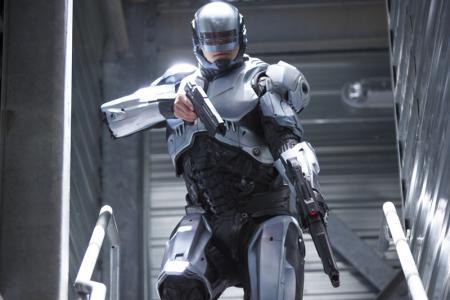 Robocop: Joel Kinnaman als Robocop