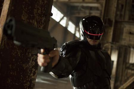 Robocop: Robocop in het zwart