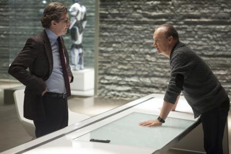 Robocop: Gary Oldman en Michael Keaton