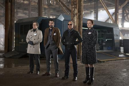 Robocop: Gary Oldman, Michael Keaton, Jay Baruchel, Jennifer Ehle