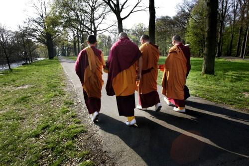 'Misbruik bij boeddhisten in Nederland (Foto: ANP)