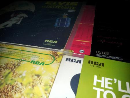 RCA Victor-LP's