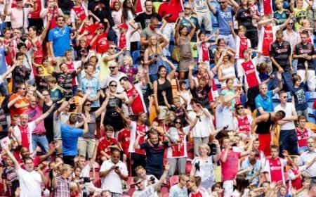 Geen uitsupporters bij PSV-Ajax