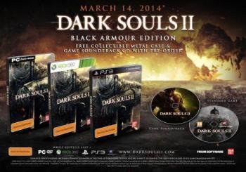 Dark Souls II Black Armoured Edition