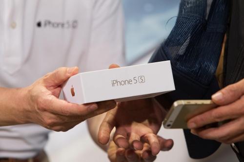 Nieuwe iPhones in sommige landen verkrijgbaar