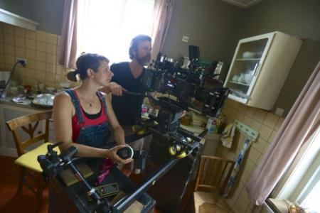 Werkgelegenheid filmsector teruggelopen