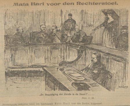 Uit Het nieuws van den dag voor Nederlandsch-Indie van 28 november 1917