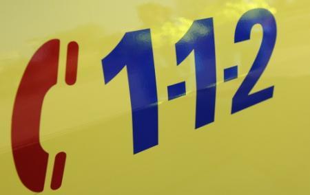 Man belt constant 112 om taxi te bestellen
