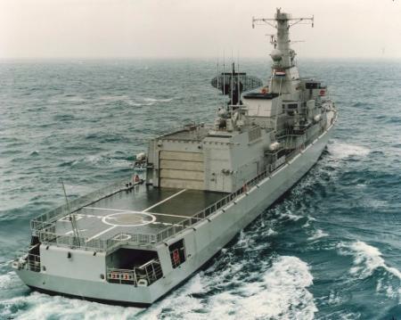 D66 wil marineschip Karel Doorman behouden