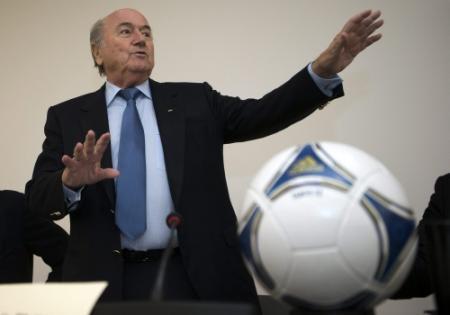 Blatter ziet gelijkenissen met Roth