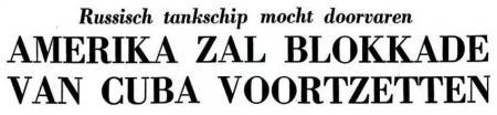 Uit de Leeuwarder Courant van 26 oktober 1962