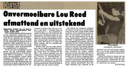 Uit het Nieuwsblad van het Noorden van 2 mei 1977
