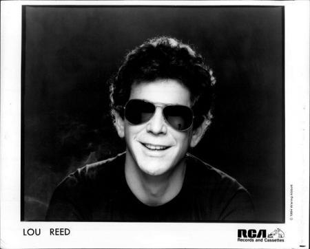 In Memoriam Lou Reed