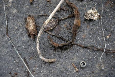 'Nazi-schat' bestaat uit stukken schroot
