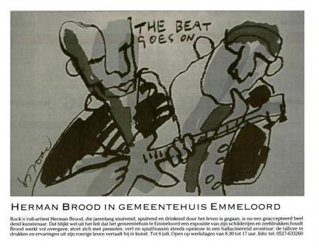 Uit de Leeuwarder Courant van 14 juni 2001