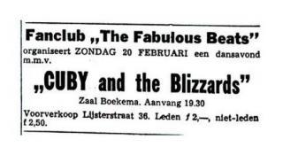 Uit de Leeuwarder Courant van 19 februari 1966