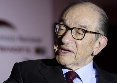 Greenspan: alleen politieke unie redding euro