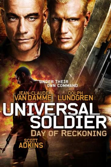 Universal Soldier 4 Day of Reckoning