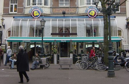 The Bulldog, Leidseplein Amsterdam