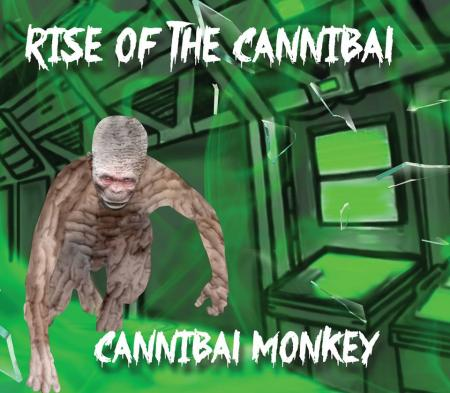 Cannibal Monkey - Rise of the Cannibal