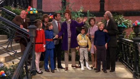 Willy Wonka & the Chocolate Factory 1