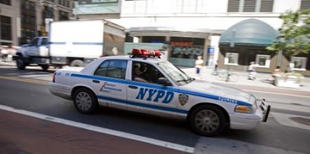 Arrestatie om'knock-out' in New York