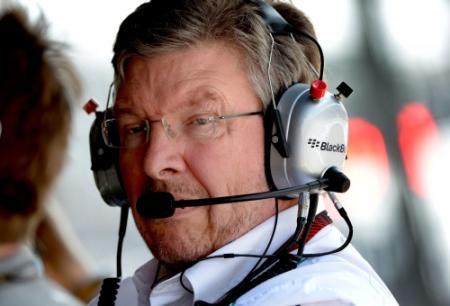 'Brawn weg als teambaas bij Mercedes'