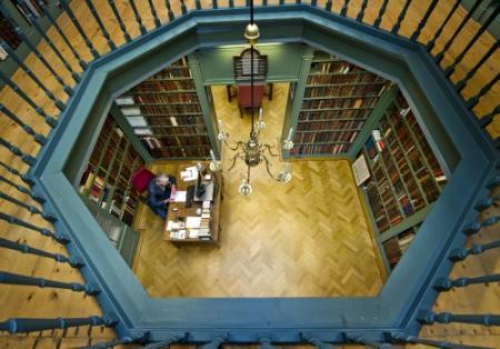 Handschriften joodse bibliotheek op internet