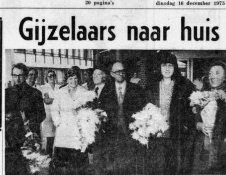 De Telegraaf van 16 december 1975