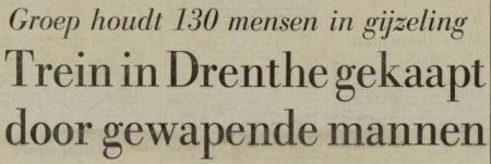 Uit de Leeuwarder Courant van 2 december 1975