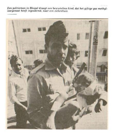 Uit de Leeuwarder Courant van 6 december 1984