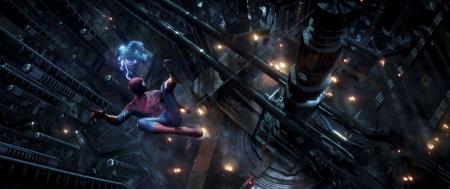 The Amazing Spider-Man 2: Spider-Man in actie (Foto: Sony Pictures)