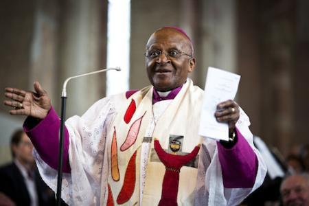 Tutu: Mandela gaf Afrikanen trots