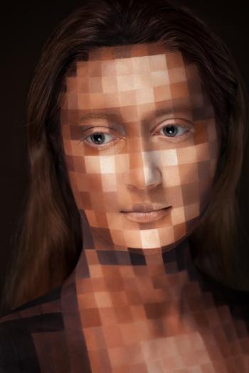 pixelgezicht