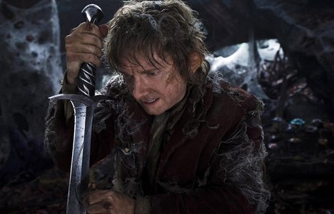 Blu-ray: The Hobbit: The Desolation Of Smaug