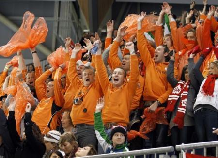 Sochi minder in trek bij fans dan Vancouver